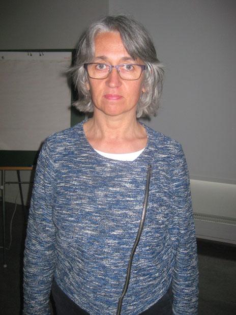 Kajsa Gordon bjöd eleverna i klass 4A på en fin stund.