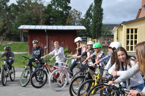 Förhoppningsvis får vi se ännu fler som cyklar reglebundet i framtiden.