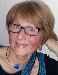 Anja Eklund, mottagare av Kung. Vetenskapsakademiens lärarpris 2014 i biologi.