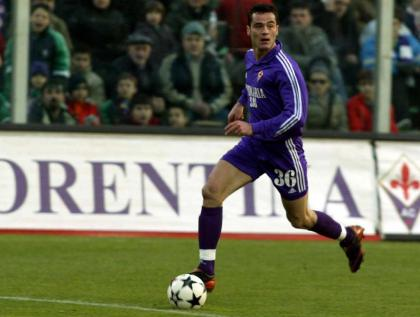 Zissis Vryzas, a player of Fiorentina