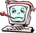 Det står en hel del sjuka saker på nätet. Var på din vakt.
