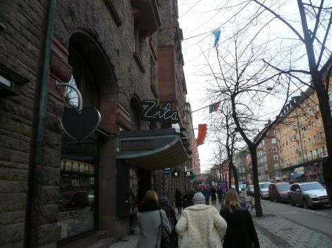 Zita, Stockholms äldsta biograf.
