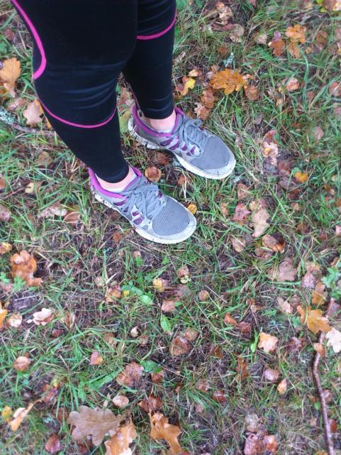 Lines skor förväntas vara torra igen i mitten av november. Lines fötter förhoppningsvis något tidigare.