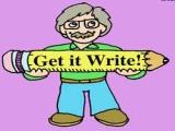 Skönt att kunna skriva rätt.