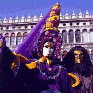 Venetian carnival.