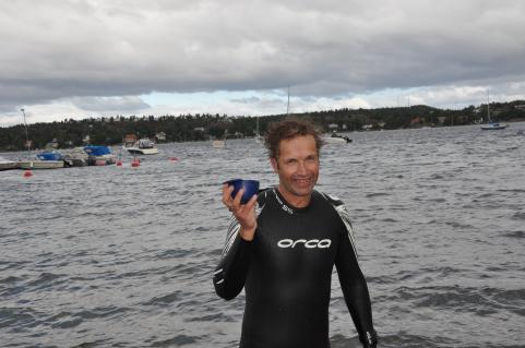 Magnus Duvnäs, en man som inte räds nya utmaningar.