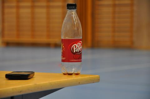 Det buggades och dracks en och annan Dr Pepper under åttornas danstävling.