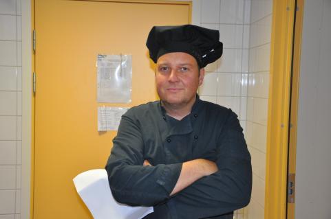 Kökschef Åke.